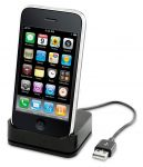 iPhone Bureaulader (Dock)