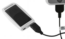 iPod touch 4G Solarladers