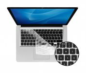 MacBook, MacBook Air & Pro Keyboard Covers Transparant