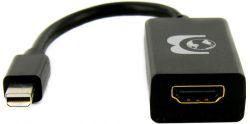 Dr. Bott Mini DisplayPort naar HDMI Adapter (ZONDER AUDIO) - 115038