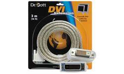 DVI Extension, passieve verlengkabel, 3 m - 11523