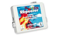 Unibrain FireRepeater 3, 2 vrije FireWire poorten (6-polig) - 11790
