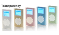 Tunewear ICEWEAR voor iPod mini - 12408