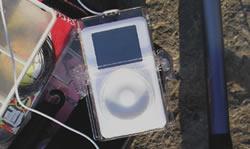 Tunewear Waterwear 4G   Waterdichte Bescherming voor iPod 4G - 12583