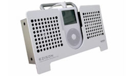 Bird EZISON iPod Stereo Speaker EZ2WS, Wit - 12586