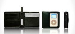 Tunewear PRIE TUNEWALLET vor iPod 1 - 5G en iPod classic, Zwart - 13005