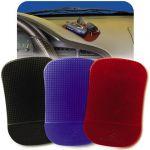 Handstands Jelly Sticky Pad red, pad voor kleine objecten - 13374