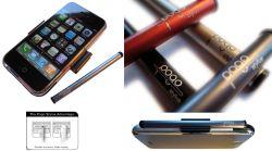 Ten1 Pogo Stylus voor iPhone 3GS / 3G, Grijs - 14389
