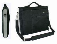 Brenthaven EDGE II Jet Black, Sleeve voor MacBook Pro en PB 15 - 14669