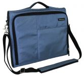 Brenthaven EDGE II Steel Blue, Sleeve voor MacBook Pro en PB 15 - 14752