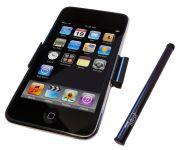 Ten1 Pogo Stylus voor iPod touch 2G, Zwart - 14825