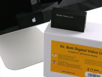 Dr. Bott Digital Video Link voor Apple 24