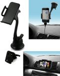 muvit iPhone Car Holder, voor alle iPhone en iPod touch - 15315