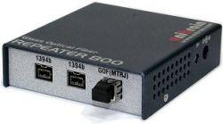 Unibrain GOF Repeater 800 MT RJ, 2 vrije FW800 Ports (9-polig) - 15537