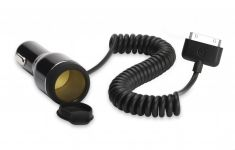 Griffin PowerJolt Plus 1A, voor iPhone & iPod, Zwart - 15718