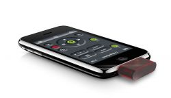 L5 Remote, voor alle iPhone, iPad 1 & 2 + iPod touch - 15856