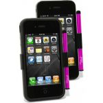 Ten1 Pogo Stylus voor iPhone 4S / 4, Hot Pink - 15937
