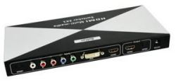 Belfan EA-HCS31A, 3x1 Multiformat HDMI-Switch, EU 230V - 15967