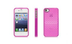 Griffin iClear Air, iPhone 4S Case, Azalia  - 16483