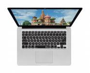 QWERTY Keyboard Cover met Russische layout voor MacBook, Air, Pro, Retina & Wireless Keyboard - 17516