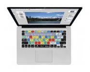 Photoshop CS6 QWERTY Keyboard Cover voor MacBook, Air & Pro - 17665