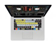 Serato Scratch Live QWERTY Keyboard Cover voor MacBook, Air & Pro - 17667