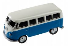 AutoDrive, VW Bus T1 (Bulli), 8 GB USB Memory Stick Flash Pen Drive, Blauw - 17693