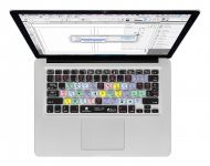 InDesign CS6 QWERTY Keyboard Cover voor MacBook, Air & Pro - 17710