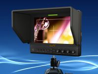 Lilliput 663/S/P, 7 inch (1280x800) Viewfinder met HD-SDI en HDMI in/out, incl. koffer - 17727