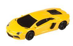AutoDrive, Lamborghini Aventador Yellow, 8 GB USB Memory Stick Flash Pen Drive - 17749