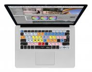 Avid Media QWERTY Keyboard Cover voor MacBook, Air & Pro - 17763