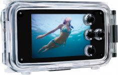 Rollei UW-i, Underwater Case for iPhone 4 & 3, black - 17772