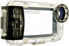 Zoom in op Rollei UW-i5, Underwater Case for iPhone 5, black