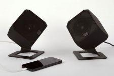 Palo Alto Audio Design cubik HD, zwarte USB Luidspreker, EU - 18179