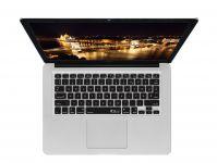 Zoom in op Hongaarse ISO Keyboard Cover voor MacBook, Air & Pro, Toetsenbord