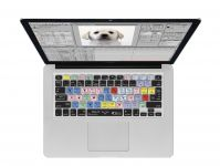 After Effects QWERTY Keyboard Cover voor MacBook, Air & Pro - 18212