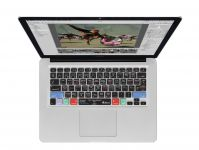 Aperture QWERTY Keyboard Cover voor MacBook, Air & Pro - 18213