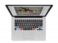 Zoom in op Aperture QWERTY Keyboard Cover voor MacBook, Air & Pro