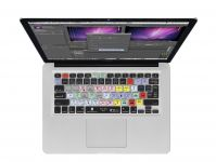Premiere Pro QWERTY Keyboard Cover voor MacBook, Air & Pro - 18215