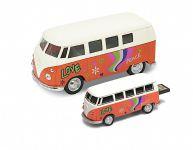 AutoDrive, VW Bus T1 (Bulli), 8 GB USB Memory Stick Flash Pen Drive, Love & Peace - 18228