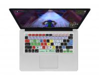 World of Warcraft QWERTY Keyboard Cover voor MacBook, Air & Pro - 18279