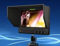 Zoom in op Lilliput 663/P2, 7 inch (1280x800) Viewfinder met HDMI