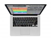 Digital Performer QWERTY Keyboard Cover voor MacBook, Air & Pro - 18344