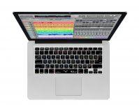 Digital Performer QWERTY Keyboard Cover voor MacBook, Air & Pro - 18344