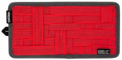 Zoom in op Cocoon Grid-It Organizer voor Tassen, CPG5RD, Rood