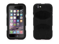 Griffin Survivor All-Terrain iPhone 6 Case, Zwart - 18486