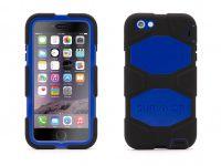 Griffin Survivor All-Terrain, iPhone 6 Plus Case, Zwart Blauw - 18491