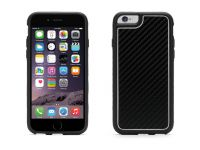 Griffin Identity Graphite, iPhone 6 Carbon Case, Black - 18494