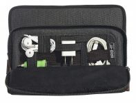 Zoom in op Cocoon Graphite iPad mini Sleeve, voor iPad mini, Grijs
