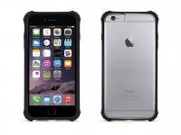 Zoom in op Griffin Survivor Core, iPhone 6 Plus Case, Zwart Transparant